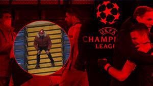 Şampiyonlar Liginde geceye damga vurdular Suarez, Thiago Silva, Thomas Tuchel...