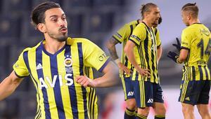 Son Dakika: Fenerbahçenin 11inde 4 kritik değişiklik Caner Erkin, İrfan Can Kahveci...