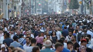 Türkiyede yaşlı nüfus yükseldi