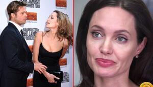 Angelina Jolieden dudak uçuklatan iddia: Brad Pitt ilişkimiz sırasında bana şiddet uyguladı