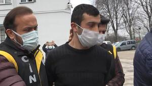 Görüntüler Bursadan... Yarım saatte tanımadığı 3 kişiyi bıçakladı