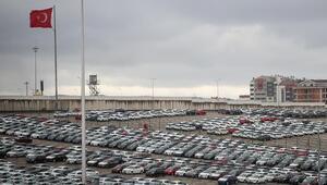 Türkiyeden ihraç edilen otomobilin yüzde 41i Bursada üretildi