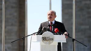 TBMM Başkanı Şentop: 100 yıldan fazla zaman geçti fakat...