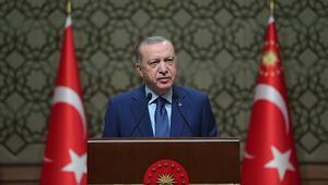 Son dakika... Cumhurbaşkanı Erdoğan: Milli andımız İstiklal Marşıdır
