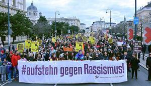 Avusturya'da ırkçı saldırıların dörtte biri Müslümanları hedef aldı