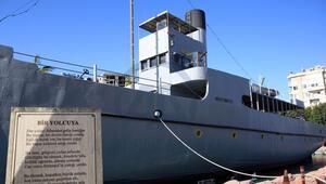 Nusret mayın gemisi nerede İşte Nusret mayın gemisi hikayesi...
