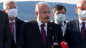 TBMM Başkanı Şentoptan HDP açıklaması