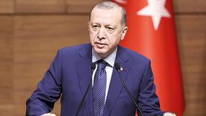 Erdoğan'dan 'Andımız' çıkışı: İstiklal Marşı milli andımızdır
