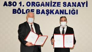 ASO 1. OSB ile TSE arasında iş birliği