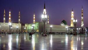 Suudi Arabistan, ramazanda teravih namazlarının Mescid-i Nebevide kılınabileceğini açıkladı