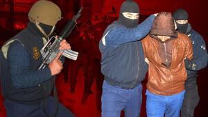 İstanbulda terör operasyonu: HDPnin ilçe başkanları da gözaltında