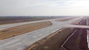 Bakan açıkladı Çukurova Havalimanı 2022de açılıyor