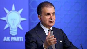 AK Parti Sözcüsü Ömer Çelikten açıklama