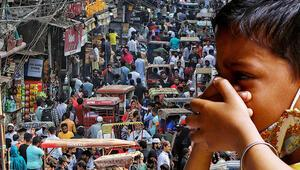 Aşı var diye olacak değilim 1,3 milyarlık Hindistanın koronavirüsle imtihanı