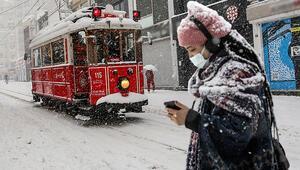 Son dakika haber... Meteoroloji duyurdu: Soğuk hava ve kar geri dönüyor İstanbula kar yağacak mı