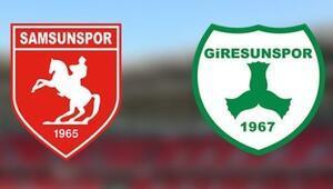 TFF 1. Ligde gözler Karadeniz derbisinde, Samsunsporun konuğu Giresunspor