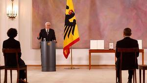Prof. Şahin ve Dr. Türeciye Almanya'nın en büyük onur ödülü