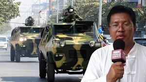 BBC muhabiri Myanmarda kaçırıldı