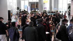 İstanbul Havalimanı pandemideki en yoğun gününü yaşadı