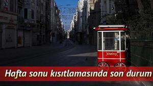 Bursa, Ankara ve İzmirde pazar günü sokağa çıkma yasağı var mı İşte Bursa, Ankara ve İzmirde hafta sonu sokağa çıkma yasağı saatleri ve detayları