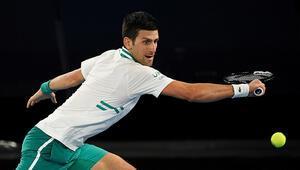 Sırp tenisçi Djokovic, Miami Açıkta oynamayacak