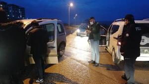 Bursa polisinden Kısıtlamada huzur uygulaması