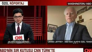 James Jeffrey CNN Türkte konuştu