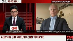 ABDnin sır kutusu CNN Türkte PKK ve YPG'nin çok yakın bağlantıları var dedi, FETÖ sorusunu yanıtladı