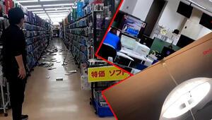 Son dakika: Japonyada 7.2lik deprem