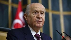 MHP lideri Bahçeliden çok sert mesajlar