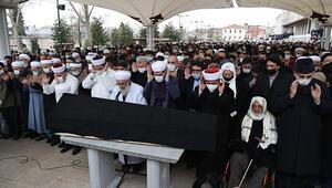 Suriyeli alim Muhammed Ali es-Sabuni son yolculuğuna uğurlandı