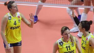 Misli.com Sultanlar Ligi: Fenerbahçe Opet 3-0 Sistem9 Yeşilyurt