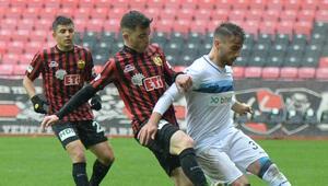 Eskişehirspor: 1 - Adana Demirspor: 1