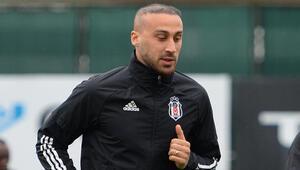Beşiktaşın Fenerbahçe maçı kamp kadrosu belli oldu Cenk Tosun...