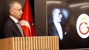 Galatasarayda Mustafa Cengizden şampiyonluk sözleri Hocamızla görüşüyoruz...