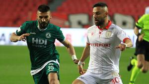 Yılport Samsunspor: 0 - GZT Giresunspor: 2