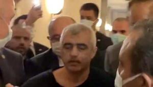 HDPli Ömer Faruk Gergerlioğlu Mecliste gözaltına alındı
