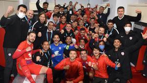 TFF 1. Ligde 9 maçtır yenilmeyen Altınordu, zirve takibini sürdürdü