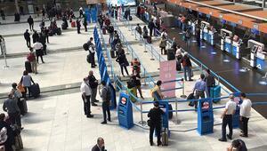 Sabiha Gökçen Havalimanında dış hat uçuşları artıyor