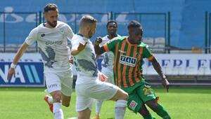 Konyaspor 1-0 Alanyaspor (Maçın özeti ve golü)