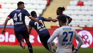 Antalyaspor 3-1 Erzurumspor (Maçın özeti ve golleri)