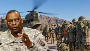 ABD Savunma Bakanından sürpriz ziyaret