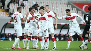 Türkiye Hollanda mili maçı ne zaman Aday kadro açıklandı