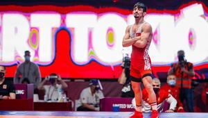 Tokyo Olimpiyatları Avrupa Elemelerinin son gününde Kerem Kamal altın madalya kazandı