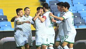 Adanaspor 0-3 Bursaspor