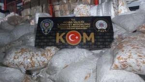 Adana'da kaçakçılık operasyonu 4 gözaltı