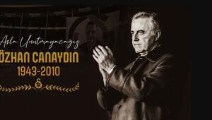 Galatasaray, eski başkanlarından Özhan Canaydını andı