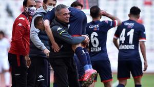 Antalyaspor, Süper Ligde 8 hafta sonra 3 puanla tanıştı