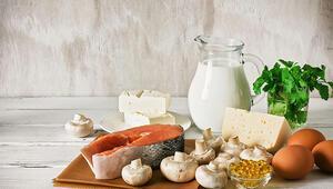 D vitamini eksikliği nasıl giderilir İşte D vitamini bulunan besinler