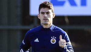 Fenerbahçede Diego Perotti İstanbula döndü